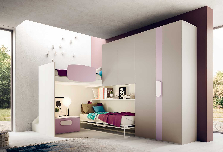 cameretta-soppalco-con-secondo-letto-trasformabile-clever